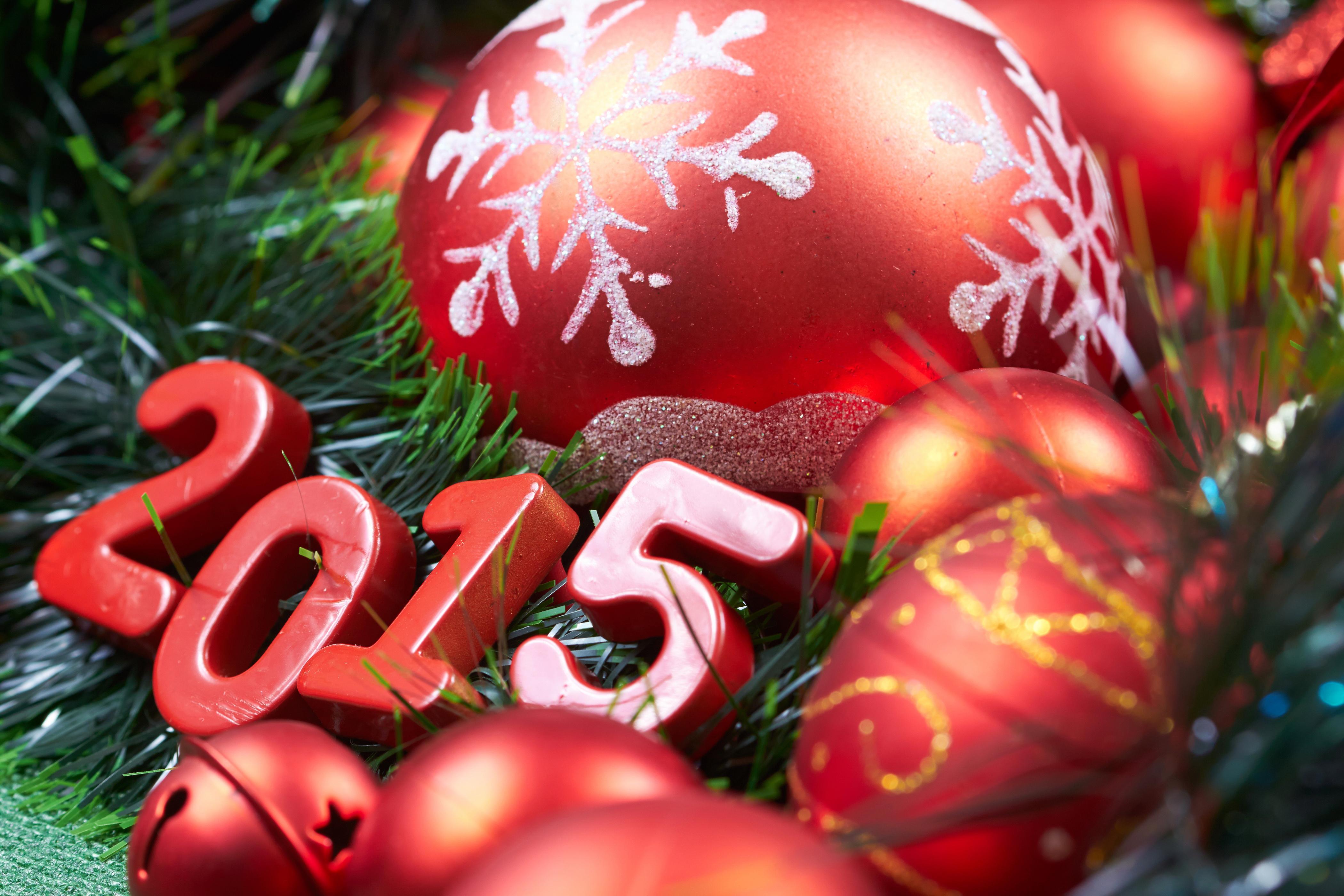 Заставки на новогодний рабочий стол 2015. Скачать обои с ... Грибы Маринованные Ассорти