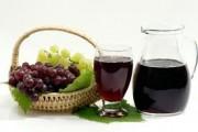 Виноградный сок в домашних условиях