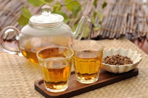 Чай из корня одуванчика.