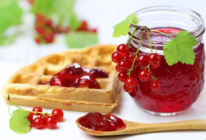 как приготовить ягоды в желе