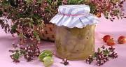 Крыжовниковое варенье с водкой