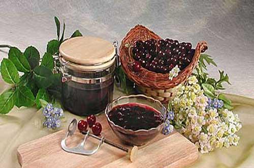 Варенье из вишни без косточек на зиму простой