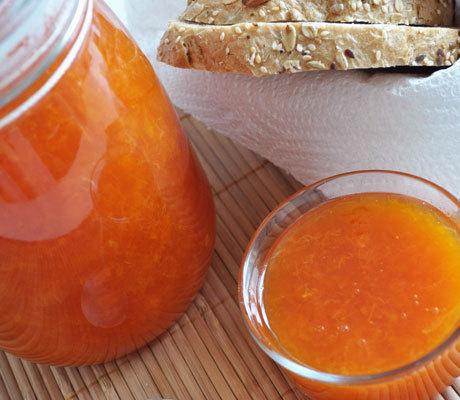 варенье из яблок с абрикосами рецепт