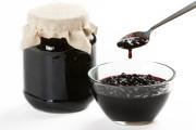 Вкусное варенье из черники - джем черничный