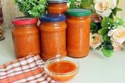 Соус абрикосовый - рецепт