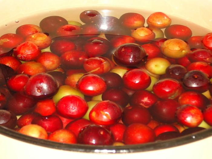 соус с алычи и помидорами рецепт