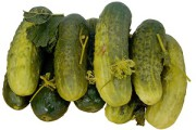 Огурцы консервированные на зиму без уксуса и стерилизации