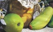 Маринованное ассорти на зиму: кабачки с перцем и яблоками.