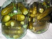 Огурцы консервированные без стерилизации