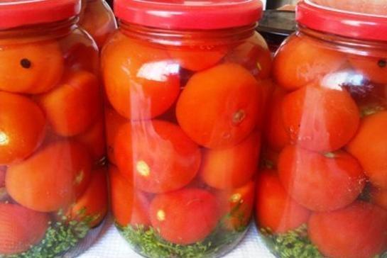 Маринад для помидор на зиму