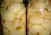 Маринованные груши - рецепт