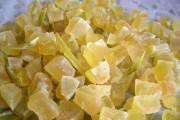 Цукаты из арбузных корок