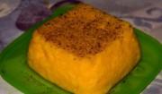 Плодово овощной сыр из тыквы