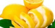 Как сделать цедру лимона в домашних условиях