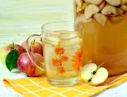 Домашний вкусный компот из яблок
