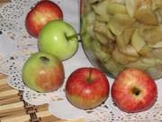 Полезное варенье из печеных яблок
