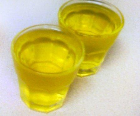 лимонное желе рецепт с фото