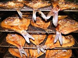 Рыба горячего копчения дома
