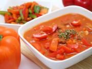 Паприкаш овощной по венгерски на зиму