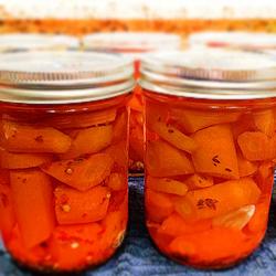 заготовки на зиму рецепты из моркови