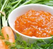 Джем из моркови