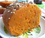 Вкусный морковный сыр