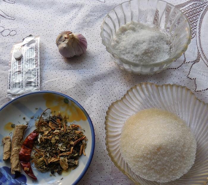 Специи в маринад для арбузов