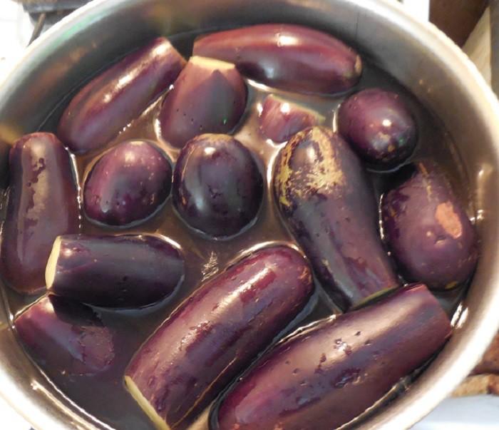 баклажаны по армянски рецепт быстрого приготовления