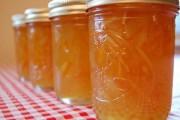Домашнее варенье из апельсиновых долек