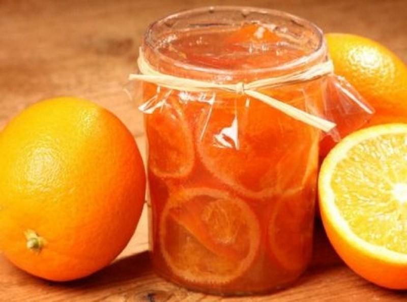 Варенье из апельсинов рецепт фото