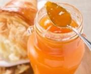Домашнее повидло из персиков с сахаром