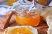 Вкусное густое повидло из персиков без сахара