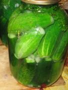 Трехкратная заливка огурцов - вкусные консервированные огурцы на зиму