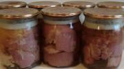 Простой рецепт тушенки из свинины