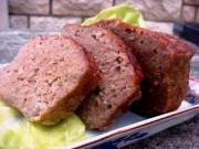 Вкусный мясной хлеб