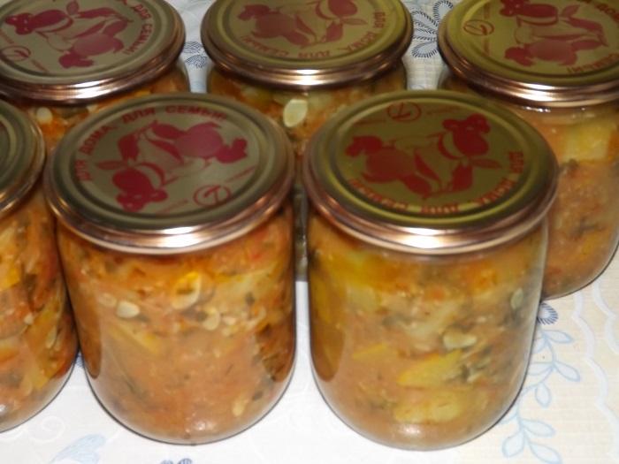 кабачки на зиму острые рецепты с фото
