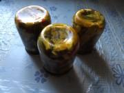 Вкусный салат из огурцов на зиму с
