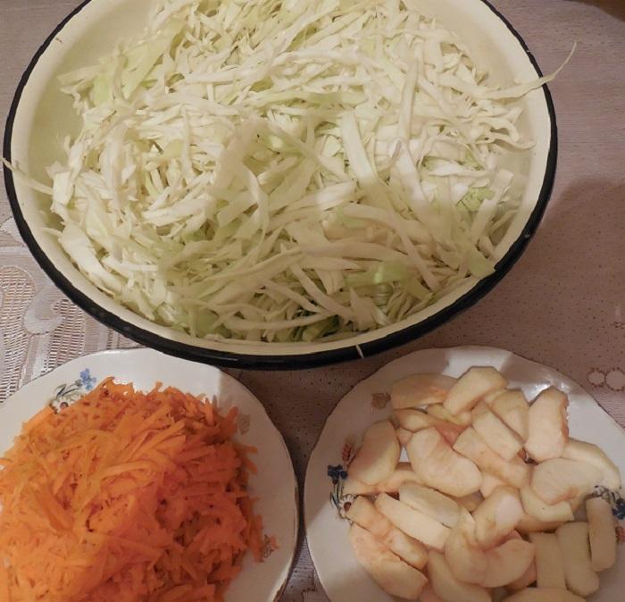 Рецепт соления капусты быстрый способ