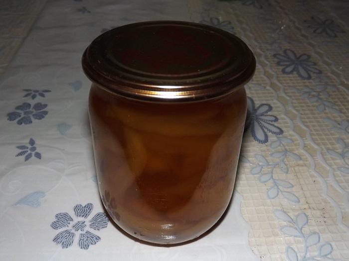 Варенье из груш простой рецепт с фото