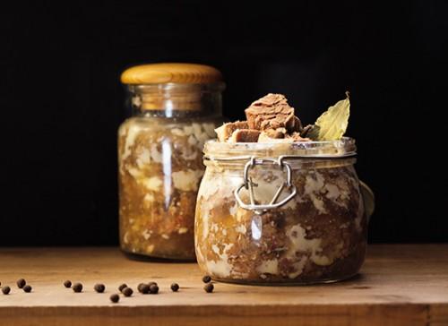 Рецепт пирог с рассолом и растительным маслом