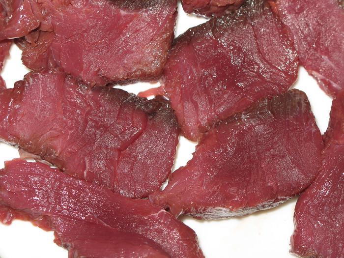 Солонины из свинины в домашних условиях