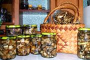 Маринованные грибы варка в маринаде