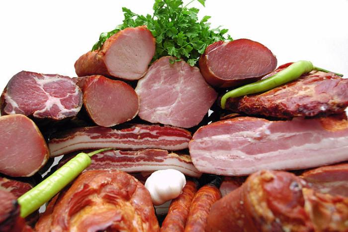 Как хранить копченое мясо