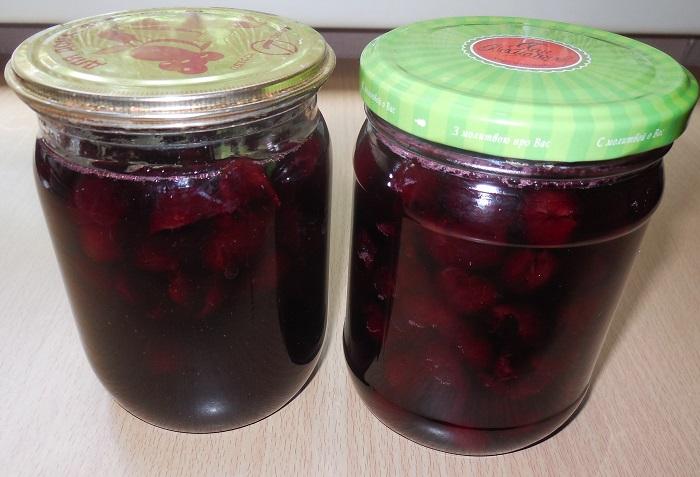 Рецепт вкусного варенья из вишни без косточек