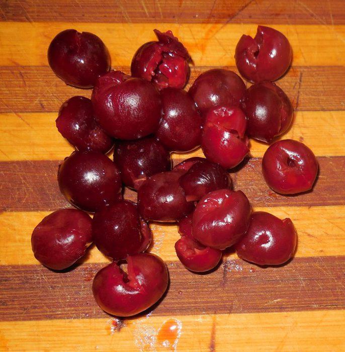 наливка из вишни в домашних условиях рецепт на водке без сахара