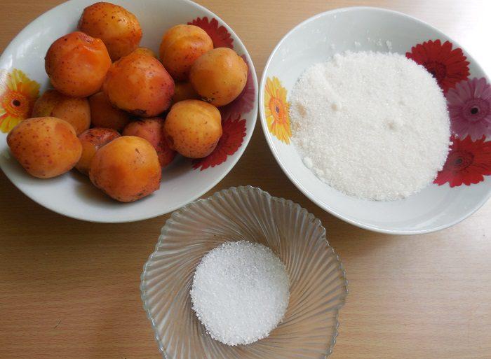 Густое повидло из абрикосов