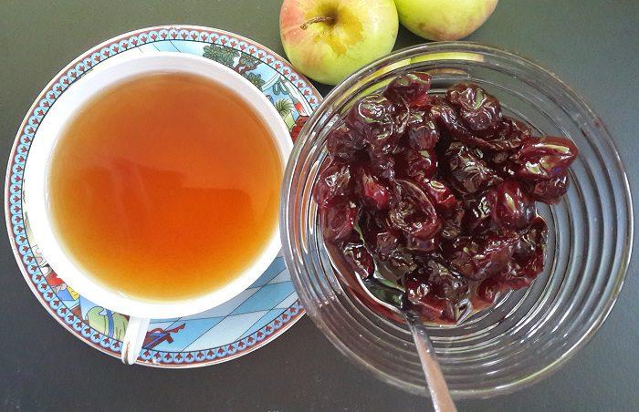 Как варить варенье вишня без косточек