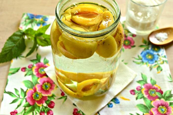 Как сделать концентрированный компот из абрикосов на зиму