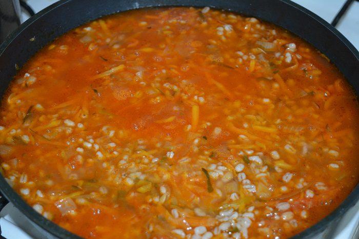 рецепт заготовки моркови на зиму на суп