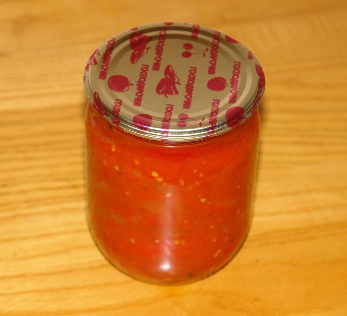 Вкусное лечо из перца, помидор и лука на зиму
